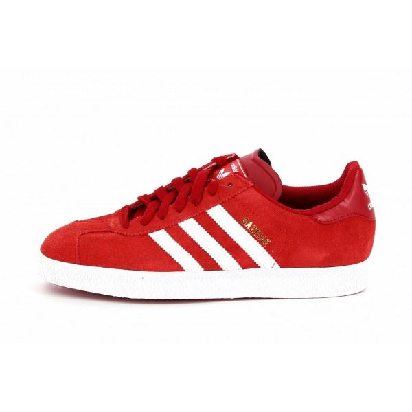 adidas femmes original basket rouge