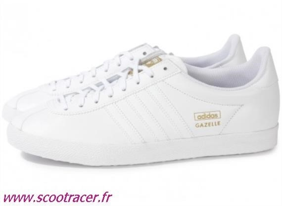 adidas gazelle blanche femme Outlet Vente Authentique - kiwie.fr