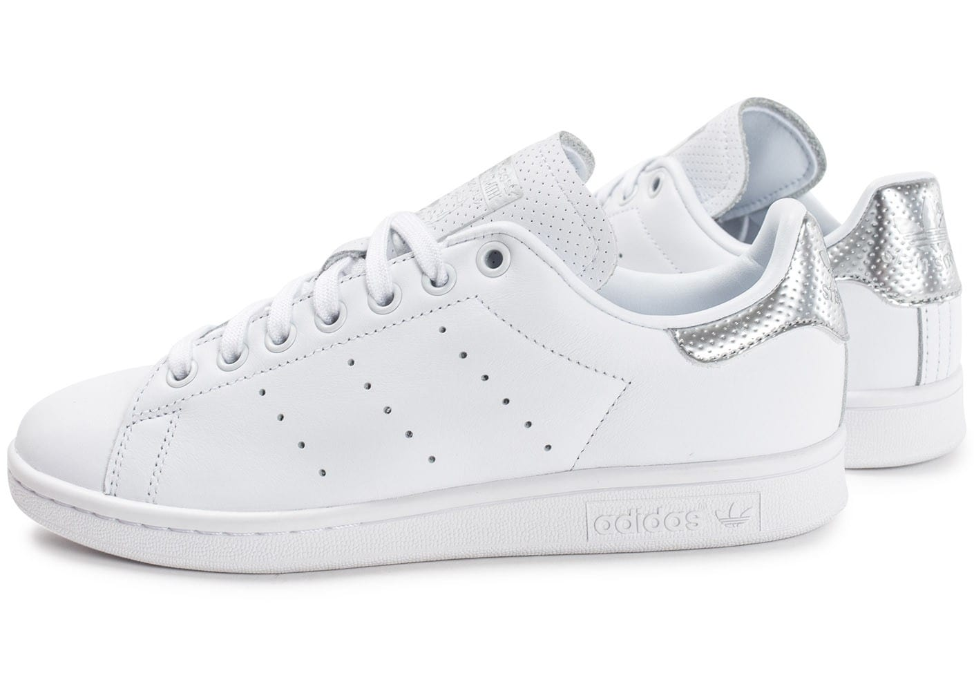 smith Vente Outlet Authentique femme adidas stan argent 15CnqnHXwx