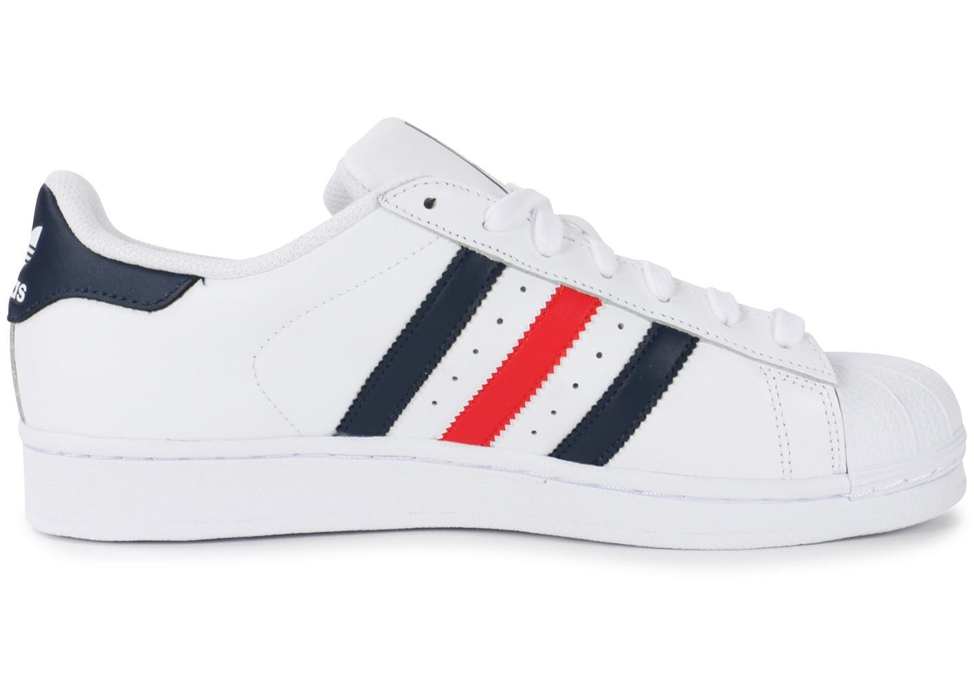 adidas superstar foundation bleu blanc rouge 42 Outlet Vente ...