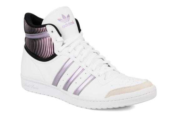 adidas top ten hi sleek w chaussures Outlet Vente