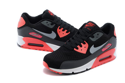 air max 90 noir orange homme