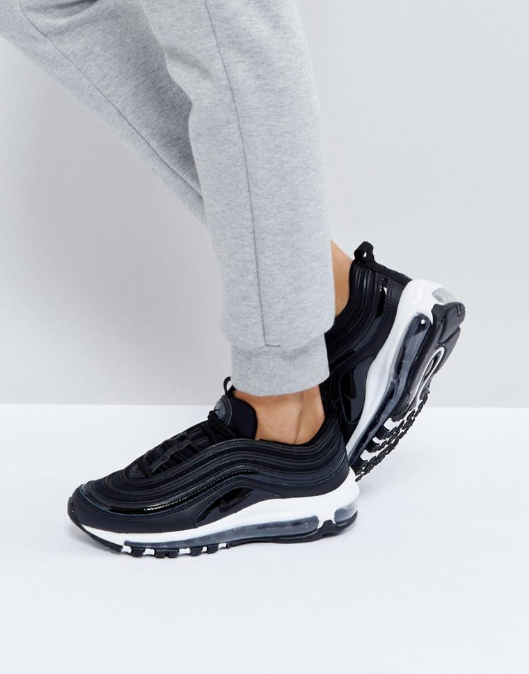 air max 97 femme noir et blanc Outlet Vente Authentique ...