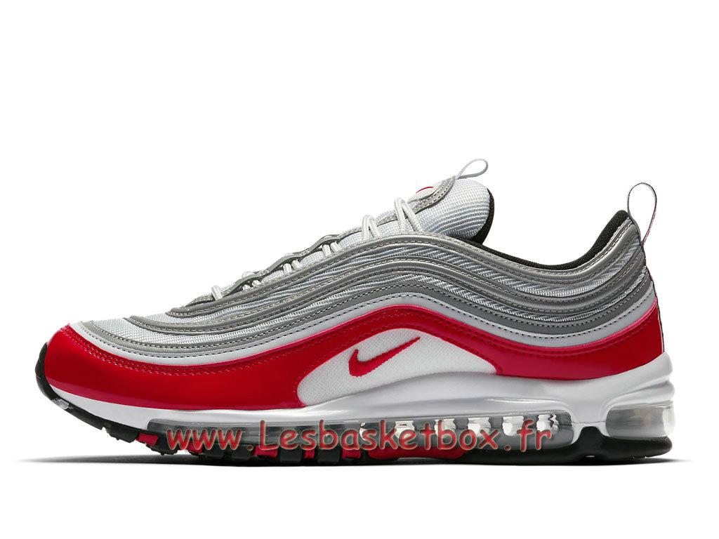 nike air max 97 rouge et gris