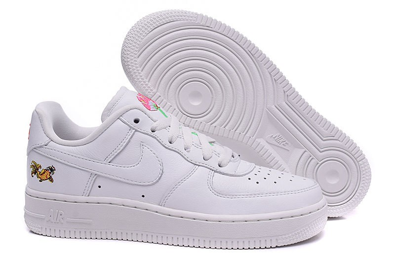air force one femme rose pale