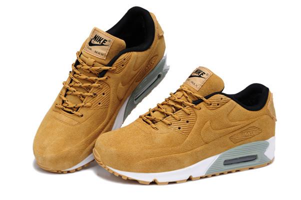 on sale 0f174 f5b0b Parce que vous méritez posséder les meilleures chaussures Nike. La mode air  max homme marron vous offre un confort incroyable quand vous faites des ...
