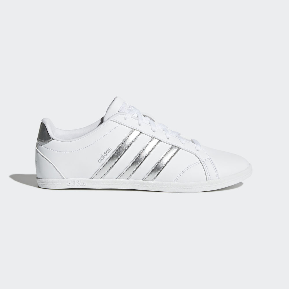basket adidas femme blanc argent Outlet Vente Authentique ...