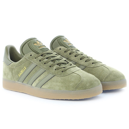 basket adidas vert kaki Outlet Vente Authentique - kiwie.fr