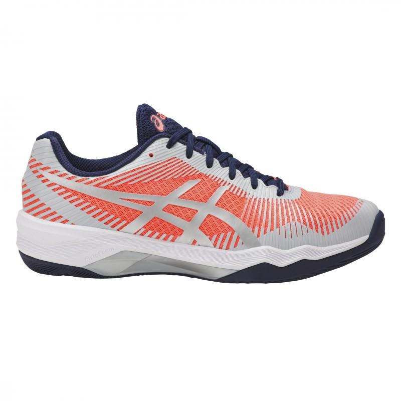chaussure handball asics femme