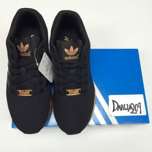 chaussure adidas noir et or femme Outlet Vente Authentique