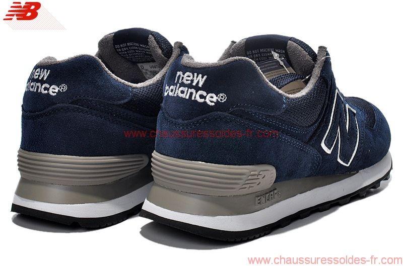 new balance bleu pas cher